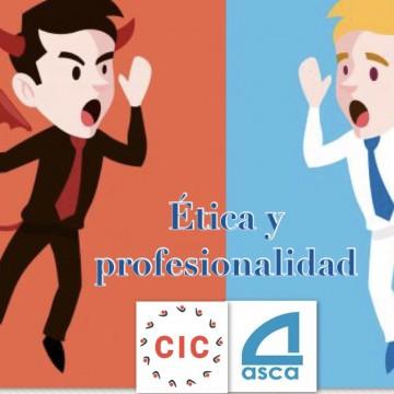 Etica y profesionalidad