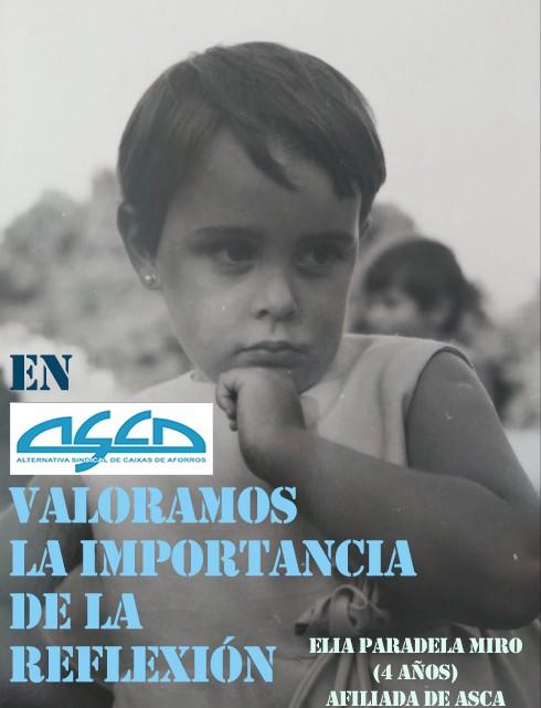 ASCA ELIA NIÑA